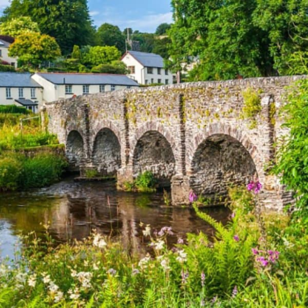 Withypool bridge, Exmoor