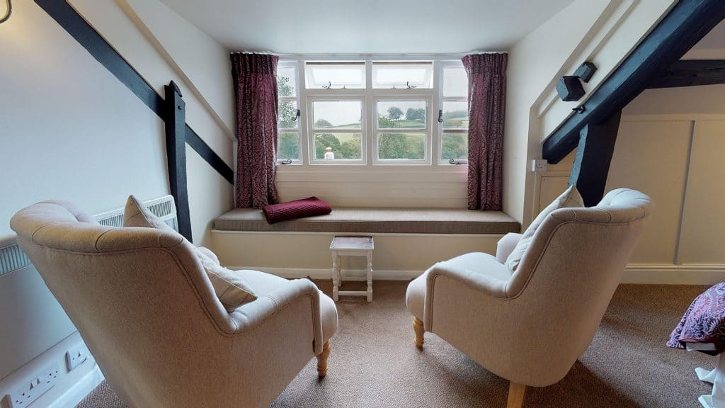 Exmoor view superior suite