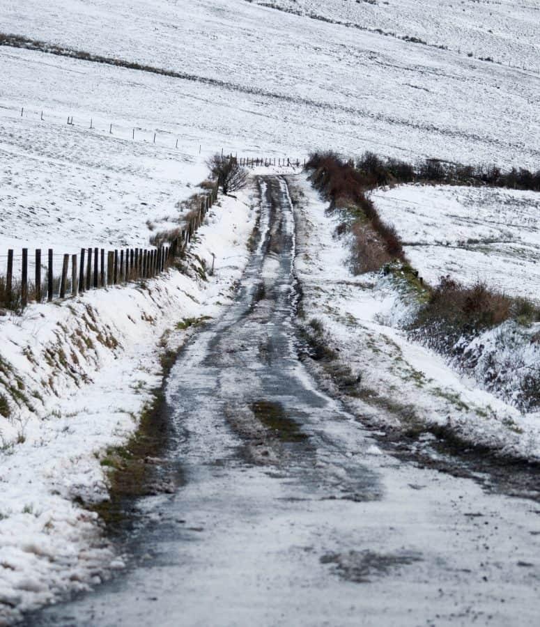 Winter break offer at The Royal Oak Withypool