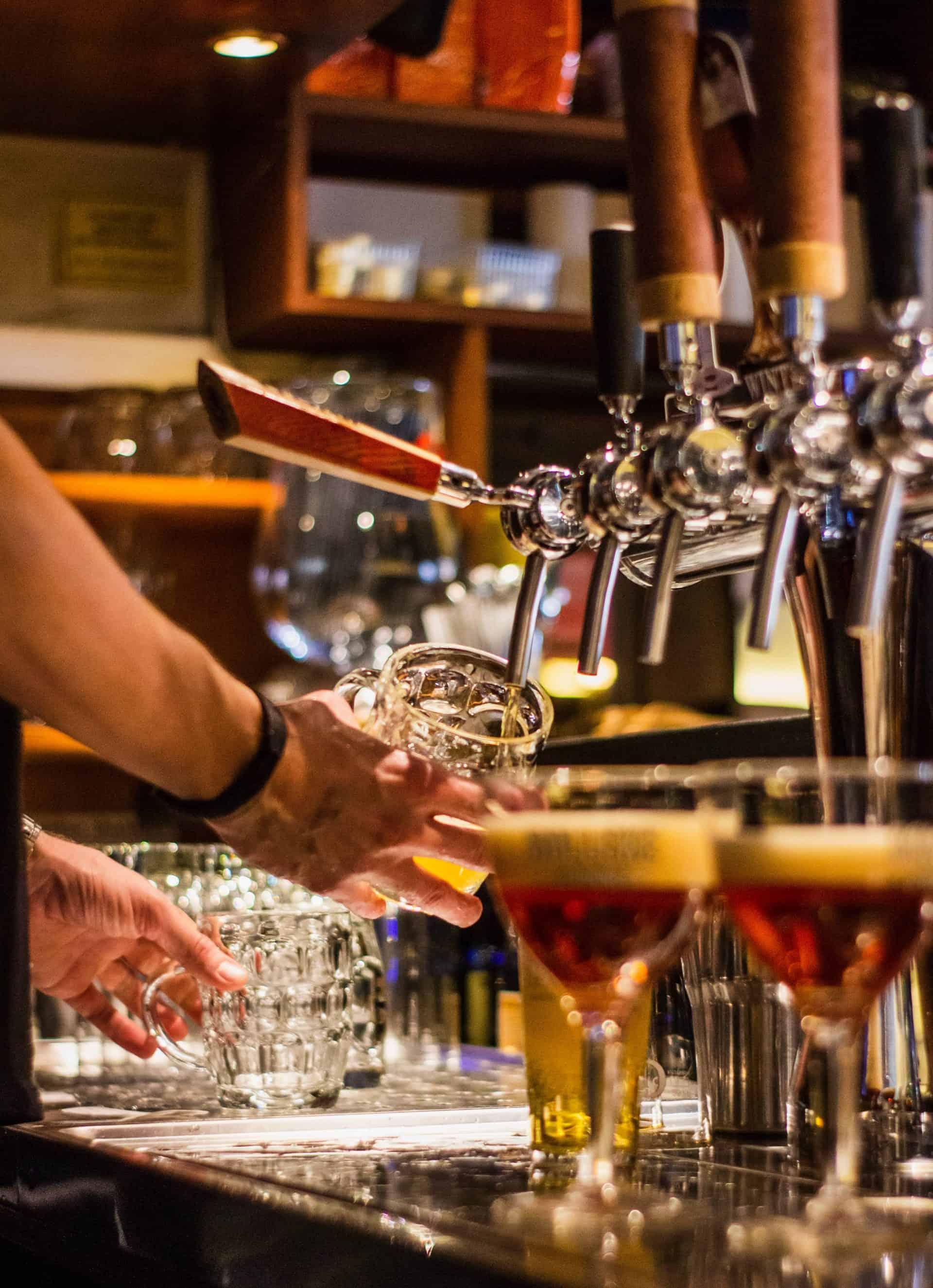 Pub work vacancies