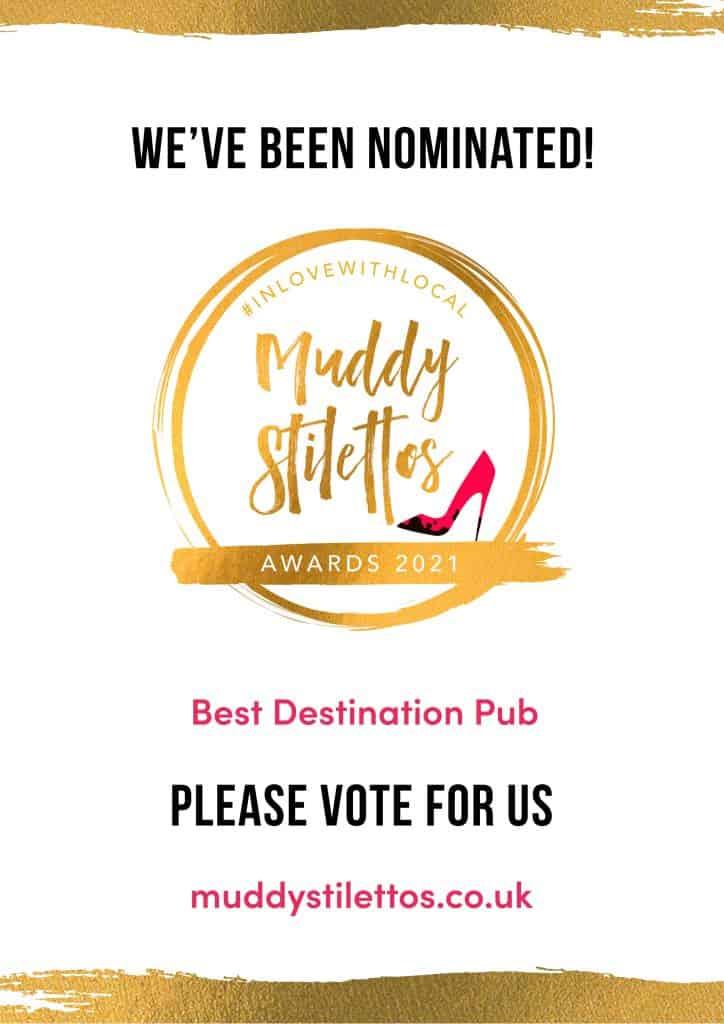 Muddy Stilettos nomination destination pub