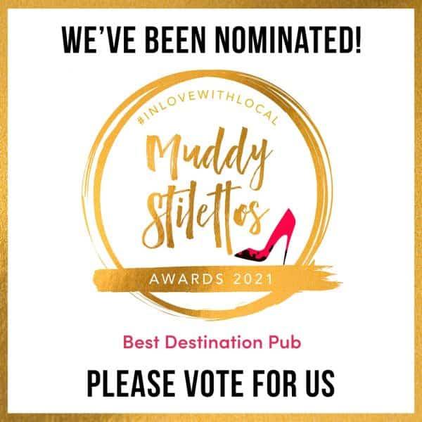 Royal Oak Withypool Muddy Stilettos nomination